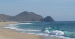 todos santos beach baja california sur mexico